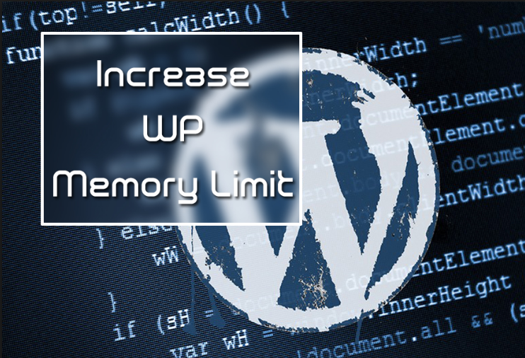 How to increase PHP memory in WordPress