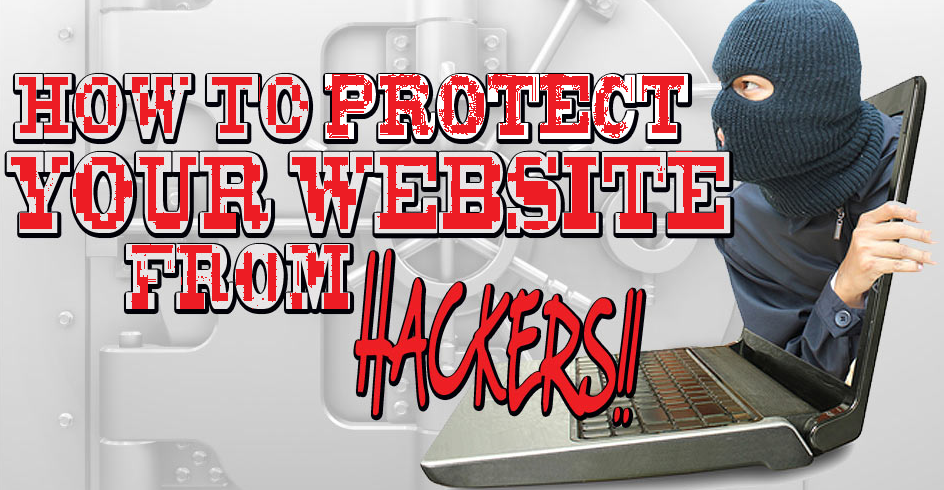 How to protect site from hackers