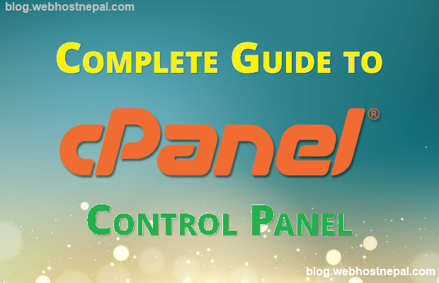 What is cPanel Web Hosting?