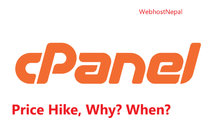 cPanel Price Hike